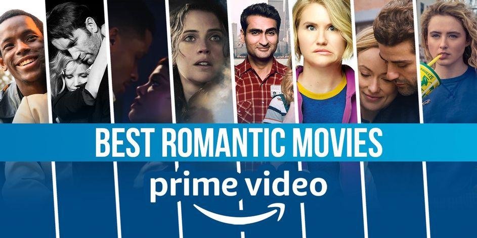 All romantic movies in prime